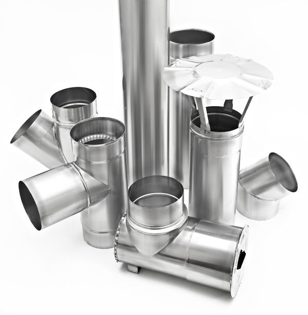 Труби з нержавіючої сталі (0.6см - 0.8мм)